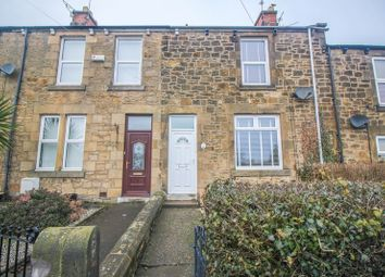 Thumbnail 2 bed terraced house for sale in Barmoor Terrace, Ryton