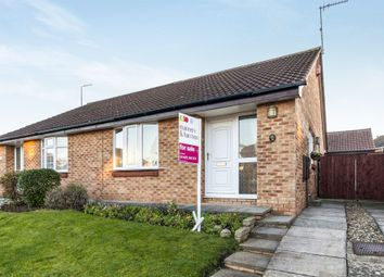 Thumbnail 2 bed semi-detached bungalow for sale in Stileston Close, Hartlepool