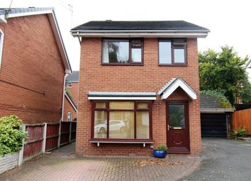 Thumbnail 3 bed detached house for sale in Francis Road, Frodsham, Cheshire