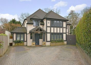 Thumbnail 4 bedroom detached house for sale in 9 The Rose Walk, Radlett, Hertfordshire