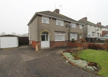 Thumbnail 3 bed semi-detached house for sale in Ashover Road, Old Tupton, Chesterfield