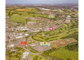 Thumbnail Land for sale in Major Residential Developmet Opportunity, Whitburn Road, Bathgate, West Lothian