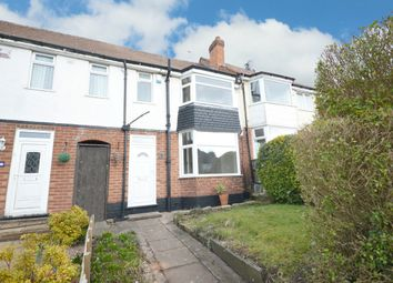 Thumbnail 3 bed terraced house for sale in Dunster Close, Kings Norton, Birmingham