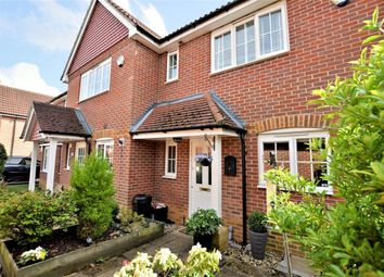 Thumbnail 3 bedroom end terrace house for sale in Wallace Grove, Three Mile Cross, Reading