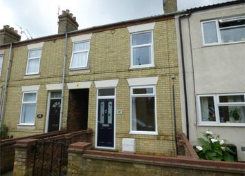 Thumbnail 2 bedroom terraced house to rent in Monument Street, Peterborough, Cambridgeshire