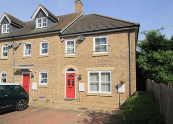 Thumbnail 3 bed end terrace house to rent in Ashton Gate, Flitwick