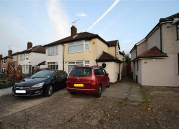 Thumbnail 3 bed semi-detached house for sale in Hook Lane, Welling, Kent