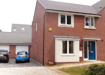 Thumbnail 4 bed semi-detached house to rent in Arle Road, Cheltenham