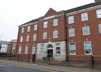 Thumbnail 2 bed flat to rent in Alexandra Road, Great Yarmouth