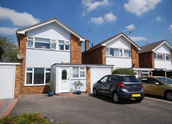 Thumbnail 3 bed detached house for sale in Sunrise Avenue, Chelmsford