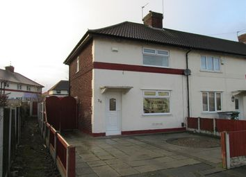 Thumbnail 2 bed end terrace house for sale in Ivy Lane, Moreton, Wirral