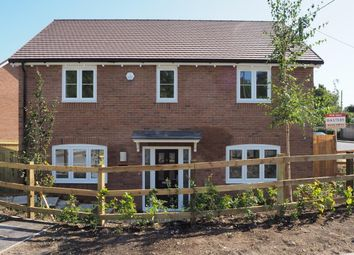 Thumbnail 4 bed detached house for sale in The Shires, Grateley, Andover