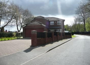 Thumbnail 4 bed detached house for sale in The Stables, School Lane, Walton, Wakefield