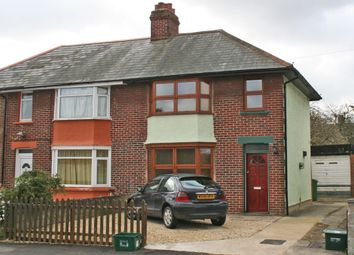 Thumbnail 3 bedroom semi-detached house to rent in Lytton Road, Oxford