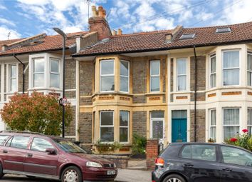 Thumbnail 3 bed terraced house for sale in Strathmore Road, Horfield, Bristol