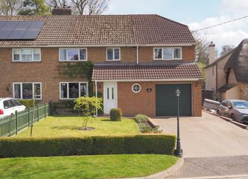 Castle Street, Ludgershall, Andover SP11. 4 bed semi-detached house for sale