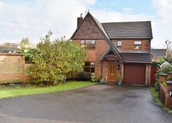Thumbnail 4 bed detached house for sale in Bryn Melys, Broadlands, Bridgend.