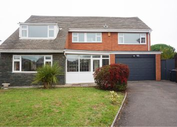 Thumbnail 4 bed detached house for sale in Blenheim Road, Southport