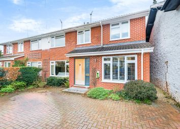 Thumbnail 5 bed semi-detached house for sale in Linden Grove, Taunton