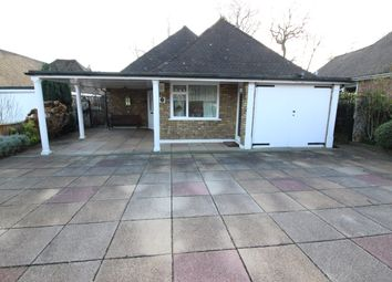 Thumbnail 3 bed detached bungalow for sale in Shadbolt Close, Worcester Park