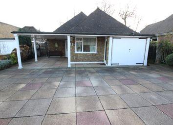 3 bed detached bungalow for sale in Shadbolt Close, Worcester Park KT4