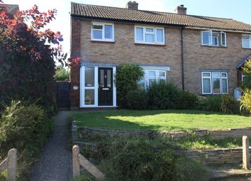 Thumbnail 3 bed property to rent in Orchard Close, St. Ippolyts, Hitchin