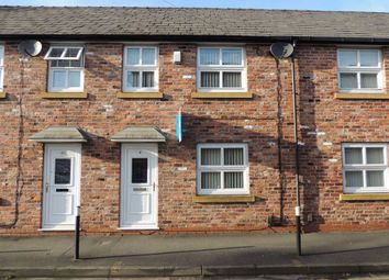 Thumbnail 2 bed terraced house to rent in Lever Street, Hazel Grove, Stockport