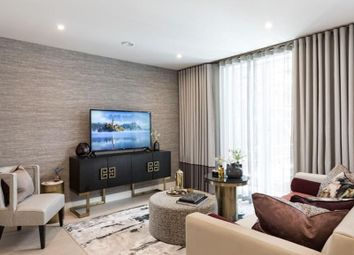 Thumbnail 2 bed flat for sale in The Atelier, Sinclair Road, London