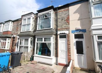 Thumbnail 2 bedroom terraced house to rent in Chester Avenue, Manvers Street, Hull