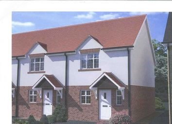 Thumbnail 2 bed terraced house for sale in The Pebble, Maes-Y-Ffynnon, Gorslas, Llanelli