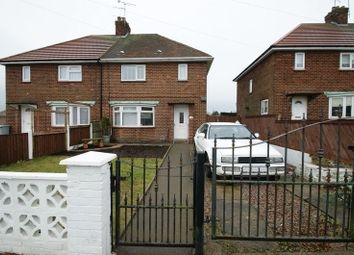 Thumbnail 3 bed semi-detached house for sale in Sherwood Road, Rainworth, Mansfield