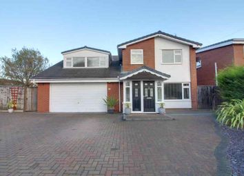 Thumbnail 5 bed detached house for sale in Stapleton Road, Formby, Liverpool