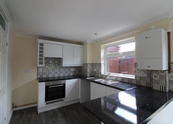 Thumbnail 3 bed terraced house to rent in Gurney Avenue, Hereford