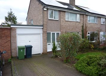 Thumbnail 3 bed semi-detached house to rent in Cedar Close, Bayston Hill, Shrewsbury