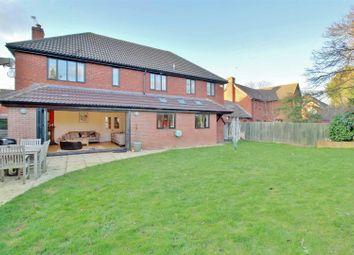 5 bed detached house for sale in Morelands Grove, Larkspear Close, Gloucester GL1