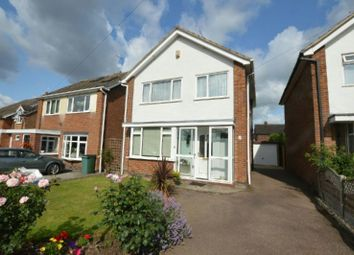 3 bed detached house for sale in Lincoln Drive, Blaby, Leicester LE8
