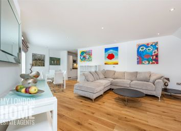 Thumbnail 2 bed flat for sale in Dreadnought Walk, New Capital Quay, Greenwich