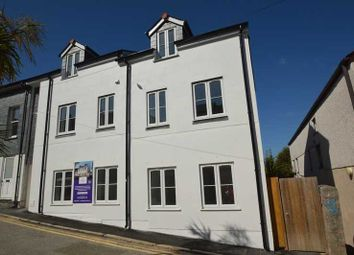 Thumbnail 2 bed flat for sale in New Windsor Terrace, Falmouth