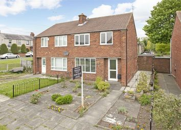 Thumbnail 3 bed semi-detached house for sale in Norwood Close, Burley In Wharfedale, Ilkley