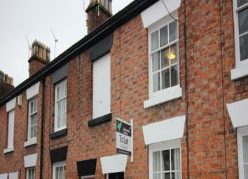 Thumbnail 2 bed terraced house to rent in Pyecroft Street, Handbridge, Chester