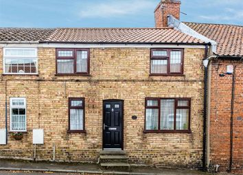 Thumbnail 3 bed terraced house for sale in North Street, Caistor, Market Rasen, Lincolnshire