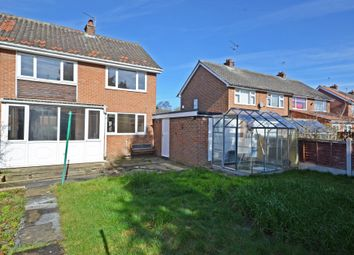 Thumbnail 3 bedroom semi-detached house to rent in Bramley Garth, York