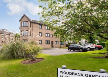 Thumbnail 1 bed flat for sale in Woodbank Gardens, Largs, North Ayrshire, Scotland