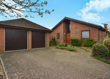 Thumbnail 3 bedroom detached bungalow for sale in Belmont Court, Two Mile Ash, Milton Keynes