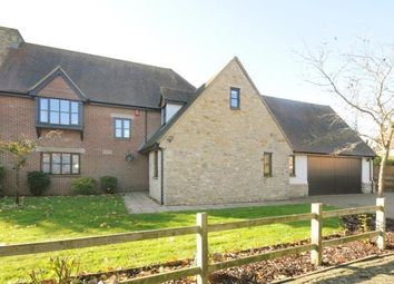 Thumbnail 5 bed detached house to rent in Chesterton, Oxfordshire