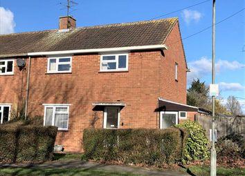 Thumbnail Semi-detached house for sale in St. Johns Crescent, Wolverton, Milton Keynes