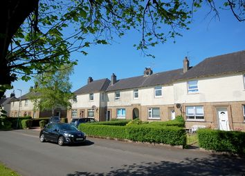 Thumbnail 3 bed terraced house for sale in Dumbarton Road, Clydebank