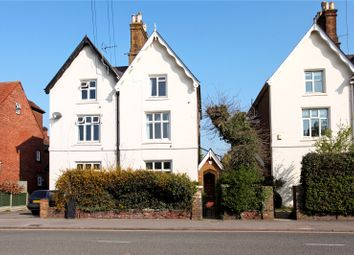 Thumbnail 4 bedroom semi-detached house for sale in Clarence Road, Windsor, Berkshire