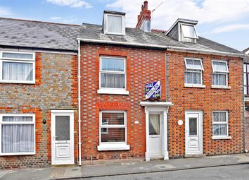 Thumbnail 2 bed terraced house for sale in Union Street, Newport, Isle Of Wight