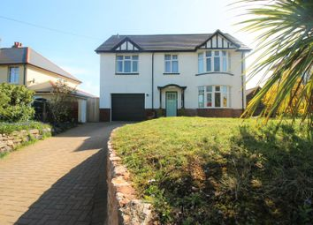 Thumbnail 5 bed detached house for sale in Kennford, Exeter